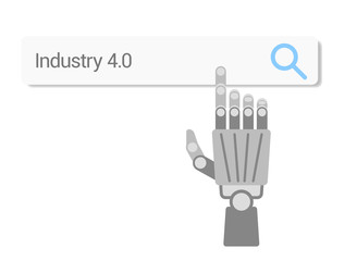 Searching Industry 4.0 Concept