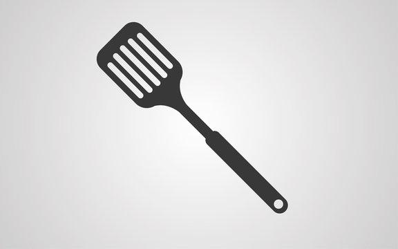 kitchen spatula icon