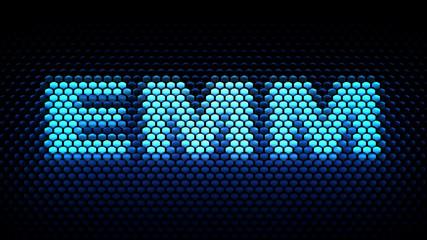 EMM acronym (Enterprise marketing management)