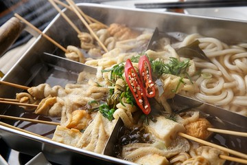 korean fishcake, 오뎅바