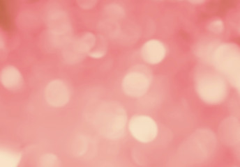 Peach old pink bokeh blank empty blur background