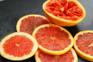 Grapefruit or citrus