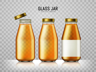bottled juice elements