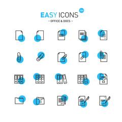 Easy icons 13b Docs