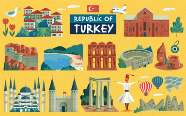 Turkey travel collections
