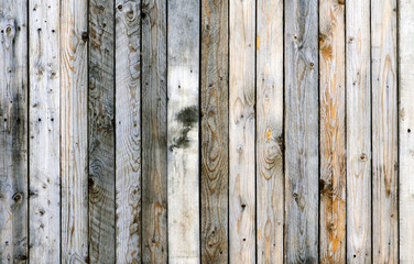 old wooden slats texture background.