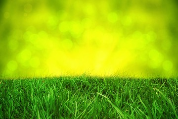 Composite image of grass