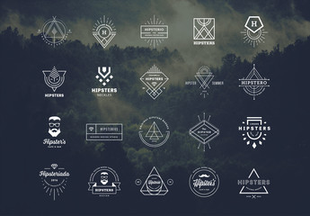 20 Trendy Logo Layouts 8