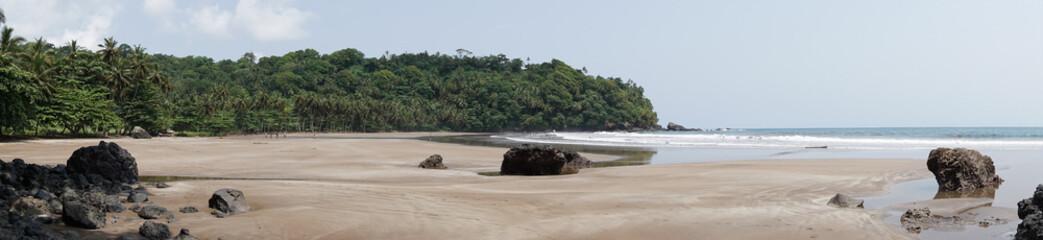 Seven Wave Beach, Sao Tome und Principe