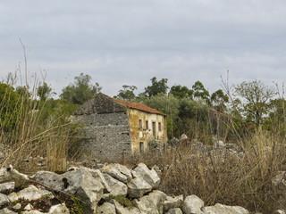 Einsahmes Haus