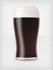 Obraz Realistic Mug with Beer - fototapety do salonu