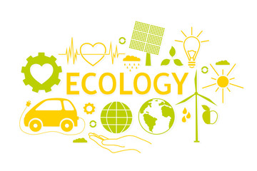 The concept of environmental protection - ecological energy