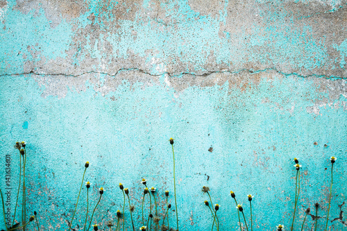Old Blue Wall Faded Background Stock Photo And Royalty Free Images