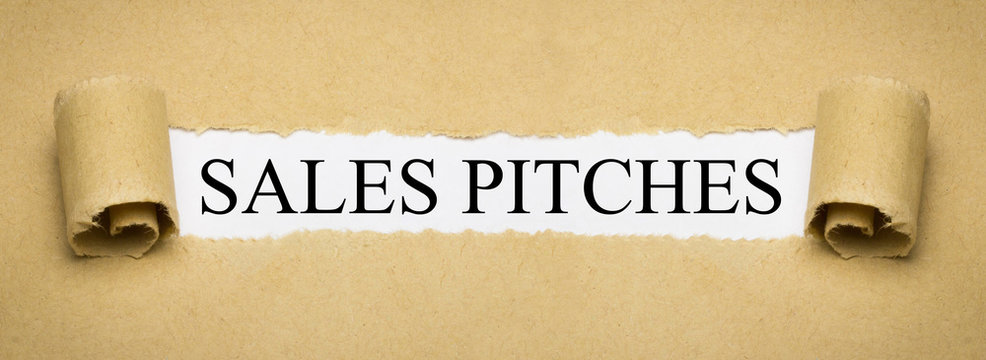 Sales Pitches