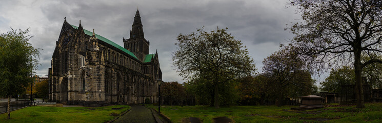 Glasgow Cathedral II