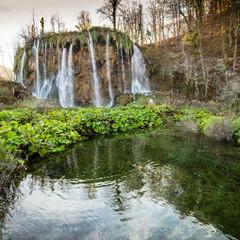 Wall Murals Waterfalls Plitvice Lakes National Park