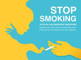 Stop Smoking Poster
