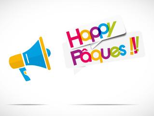mégaphone :happy pâques !!!!!