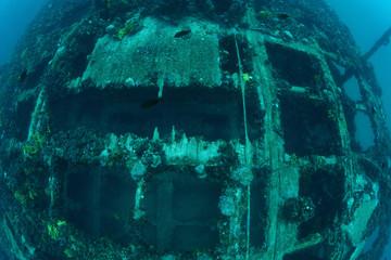 Shipwreck of the Baron Gautsch