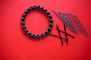 Hairpins hairpins invisible - accessories for women's hairstyles