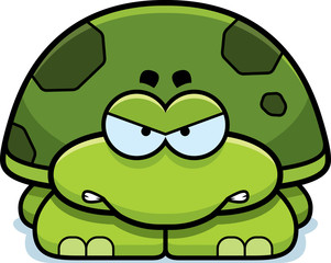 Angry Little Turtle