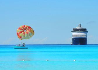 Bahamas at Sea