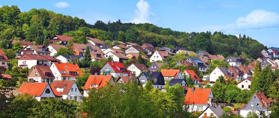 Wohngebiet im Grünen