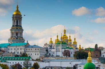 Fotobehang Kiev Kiev-Pechersk Lavra.
