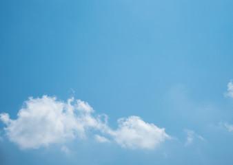 cloudy on sky