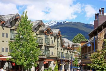 Whistler, British Columbia Fototapete