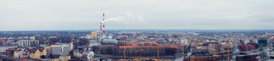 Panorama Wroclaw