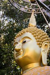 The Big Golden Buddha at Thailand