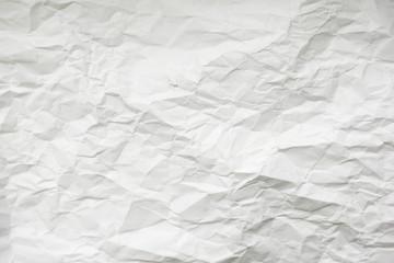Текстура мятой бумаги. Векторная иллюстрация для вашего дизайна.
