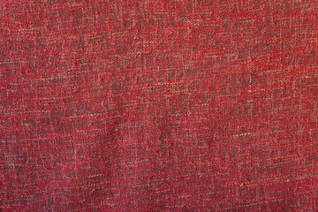Red Rough cloth Texture