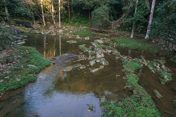 Las Terrazas, Cuba . Rio San Juan in Pinar del rio province
