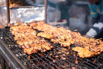 BBQ Beef Kabobs