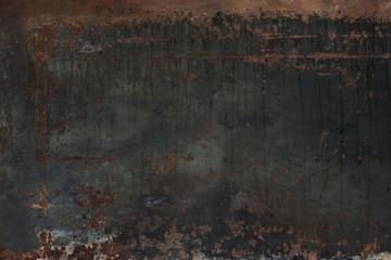 Rusted Steel Plate