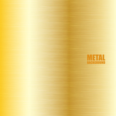 Golden brushed texture background