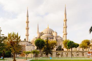 Blue mosuqe, Istanbul, Turkey