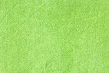 Green Textile Background./Green Textile Background
