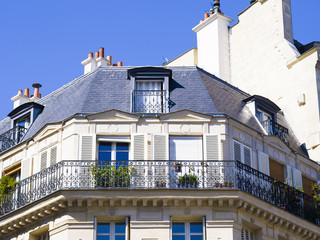 Wall Mural - Immeuble chic Parisien