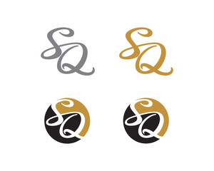 Letter S and Q Logo Icon 1