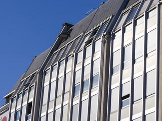 Wall Mural - Immeuble de verre et d'acier