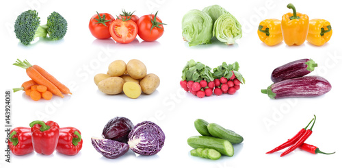 gem se karotten tomaten paprika gurken salat aubergine essen freisteller freigestellt isoliert. Black Bedroom Furniture Sets. Home Design Ideas
