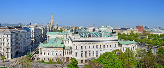 Wall Mural - Parlament in Wien
