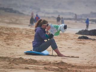 surf e fotografia accoppiata vincente