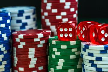 Gambling Poker Game