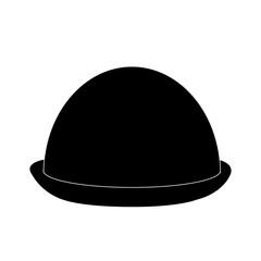 construction helmet isolated icon