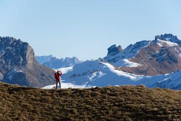 Italy,Val di Fassa, Dolomites, Europe, mountain, Alps, Trentino,