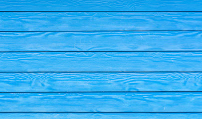 Blue wooden wall bacground